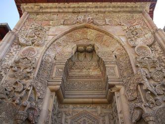 ディブリーイの大モスク北門(天国の門)